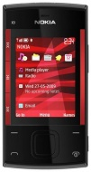 Nokia X3 Black Red