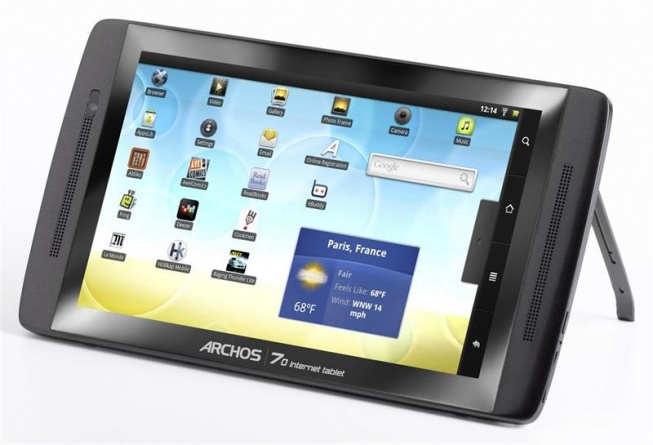Планшет Archos 70 internet tablet фото 2