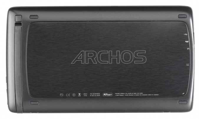 Планшет Archos 70 internet tablet фото 5